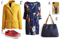 Pretty Confused Joules Summer Wishlist