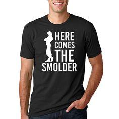 Disney Tangled Here comes the Smolder // Men's Disney by HimAndGem