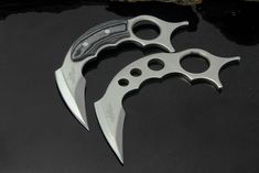 United karambit knife hunting knives Fighting tactical survival fixed knife camping self defense military knife camping tools #hats, #watches, #belts, #fashion, #style #tacticalknifeselfdefense
