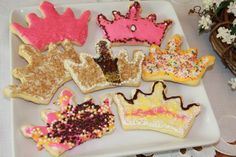 Catholic Cuisine: Christ the King Cookie Crowns Crown Cookies, Cut Out Cookies, No Bake Cookies, Catholic Feast Days, Cookie Dough Ingredients, A Moveable Feast, Christ The King, Cookie Icing, Shaped Cookie