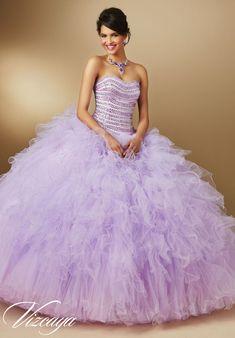 Purple Quinceanera Dresses