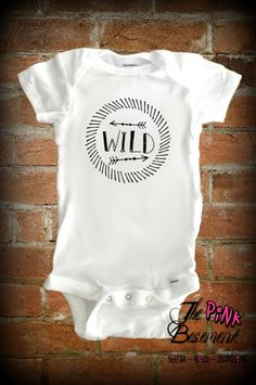 HANDMADE Wild Personalized Baby Clothes Clothing Country child hippie new age boho Unisex Boys Girls Newborn Infant Onesies Shower Gift bohemian kids diaper cover. This onesie is made to order for your little one or makes a wonderful gift for that special baby. ***ABOUT THE garment. These onesies are 100% cotton and machine washable and dryable. For best results and longevity of the item, wash in cold water inside out on delicate cycle. Either air dry or dry on low cycle inside out. All…