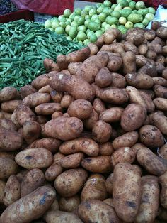 Cyprus potatoes by hellimli, via Flickr