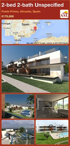 Unspecified for Sale in Punta Prima, Alicante, Spain with 2 bedrooms, 2 bathrooms - A Spanish Life Apartments For Sale, Valencia, Arch Hotel, Portugal, Arch Building, Modern Properties, Alicante Spain, Double Bedroom, Palmas