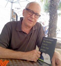 """Fernando Delgado nos habla en esta entrevista de """"Me llamo Lucas y no soy perro"""", su último libro. Una fábula moderna"""
