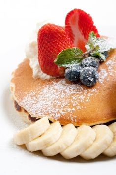 Easy Home Made TOOTHSOME Recipes: Pancakes