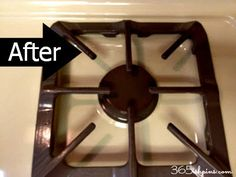 How to Clean Your Stove Grates