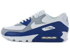 Nike Air Max 90 SI – White – Grey – Blue