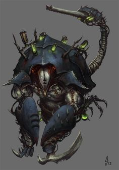 Talos Pain Engine by *MoonSkinned on deviantART
