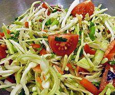 Asian Broccoli Slaw Recipe | Paleo inspired, real food
