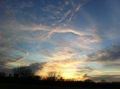 Western Sky @ Dusk