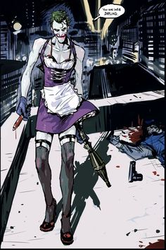 #joker #batman #fierce