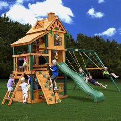 Costco: Gorilla® Playsets Laredo Playset - Do It Yourself