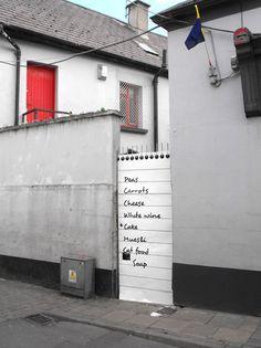 Ennis Street Art