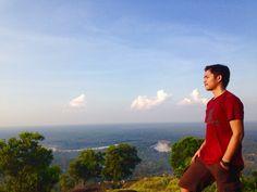 View : tangkiling river