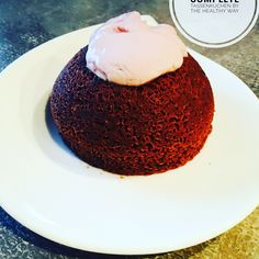 Complete Mug Cake für unser Fitnesskonzept💥