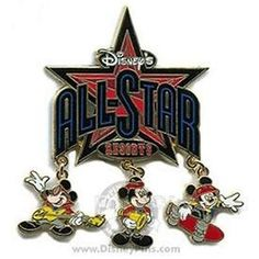 #All-star mickey mouse guitar player skateboarder #director #dangle+charms pin,  View more on the LINK: 	http://www.zeppy.io/product/gb/2/380983549795/