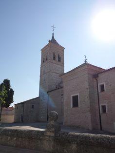 CAMARENA (TOLEDO) - Iglesia de San Juan Bautista.
