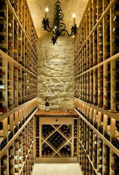 Interior - traditional - wine cellar - san francisco - by Simpson Design Group Architects : cold cellar design  - Aeropaca.Org