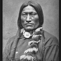 High Bear, Ogallalla Sioux, L.A. Huffman 1879