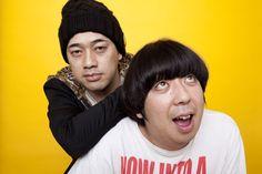 バナナマン / bananaman ; 設楽 統 / Osamu Shitara, 日村 勇紀 / Yuki Himura ; comedian