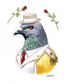 Ryan Berkley - Animal Illustration