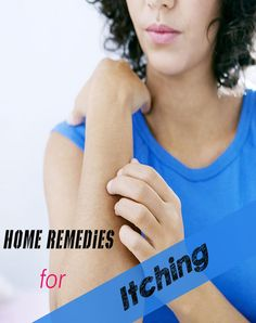 Home Remedies for Itching | fineremedy