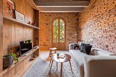 Patio Interior, Best Interior, Interior Design, Ideas Decoracion Salon, Cozy Studio Apartment, Design Studio, Beautiful Lights, Mudroom, Architecture