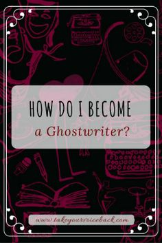how much is a ghostwriter How to produce a book using a ghostwriter if you are using a ghostwriter or an editor to help you to create a book, here are some tips to assist you with the process from start to finish get yourself organized you and your.
