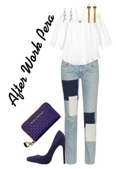 """""""Morfotipo Pera"""" by anamayo on Polyvore featuring moda, Simon Miller, Rebecca Taylor, Charlotte Russe, Chloé, Minnie Grace y Dooney & Bourke"""