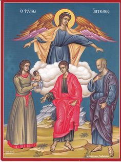 MYSTAGOGY: The Role of the Guardian Angel in our Lives