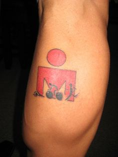 the only tattoo I would get, but i have to earn it first.