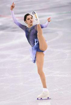Evgenia Medvedeva PyeongChang 2018 Olympics – Gymnastics