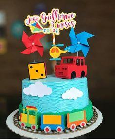 Boy Birthday, Birthday Cake, Bolo Cake, Cakes For Boys, Snoopy, Desserts, Food, Baby Cakes, Super Mario Birthday