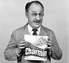 "Mr. Whipple  ""Please don't sqeeze the   Charmin"""
