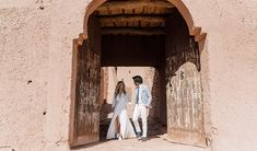 Engaged // The Moroccan dream in Ait Ben Haddou