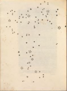 The Pleiades - Galileo, 1610