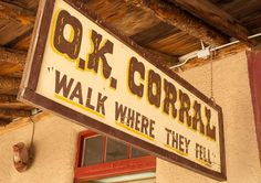 Corral is a Tourist Attraction in Tombstone. Corral in AZ with Roadtrippers. Road Trip Adventure, Adventure Holiday, Farmer Craft, Visit Sedona, Tombstone Arizona, Slot Canyon, Grand Canyon, American Legend, Arizona Travel