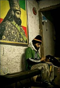 Rastafari.