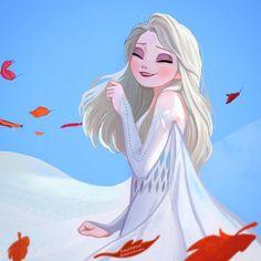 "★ on Instagram: ""Elsa 💙 Beautiful art by Anpfrozen from Tumblr. #art #elsa #disney #frozen #frozen2"" Jelsa, Frozen Pictures, Disney Pictures, Pixar, Frozen Fan Art, Animated Cartoon Characters, Movie Characters, Desenhos Gravity Falls, Disney Princess Frozen"