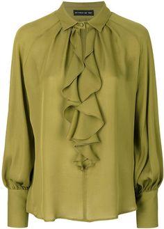 Etro ruffle blouse
