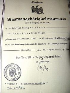 Legnica Matheke Ludwig1934r