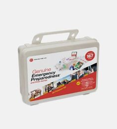 Emergency Preparedness Kit Hard Case