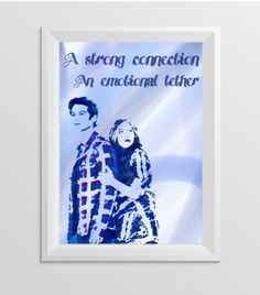 Stydia Printable art with Teen Wolf quote di FancyCraftIT su Etsy