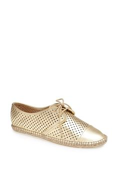 Isaac Mizrahi 'Nice' Flat // Good for when I work outside of my office.