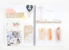 Heart Handmade UK: Notebook Ideas Round Up | An Extended List of Notebook Uses and Ideas