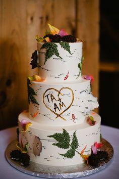 New Hampshire Rustic Wedding At Ragged Mountain Resort - Rustic Wedding Chic
