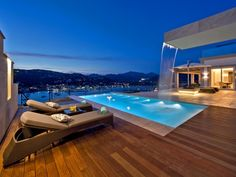 amazing pool with a view Captivating Spanish Villa in Port d'Andratx Boasting Exceptional Views