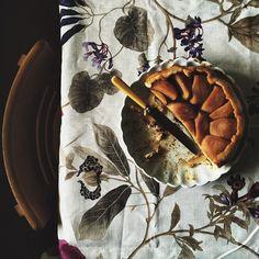 #tartetatin #tarta #foodstyling https://instagram.com/p/1fekD3BDot/?taken-by=miriamelinvitado
