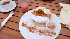 Has very nice Breakfast at Tjendana Villas Nusa Dua